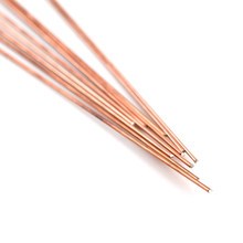 10pcs 20pcs 50pcs 70S-6 Solid Welding Wire Electrode 1.6mm*330mm Mild Steel CO2 Ar Gas Soldering Rod No Need Solder Powder(China)