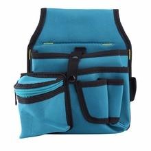 Cinturón de herramientas de electricista bolsa BagTools destornillador bolsa  carpintero herramienta bolsa de cintura bolsillo bolsa ae24070df2e6
