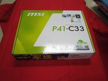 Msi p41 planetesimal motherboard 775 motherboard large-panel