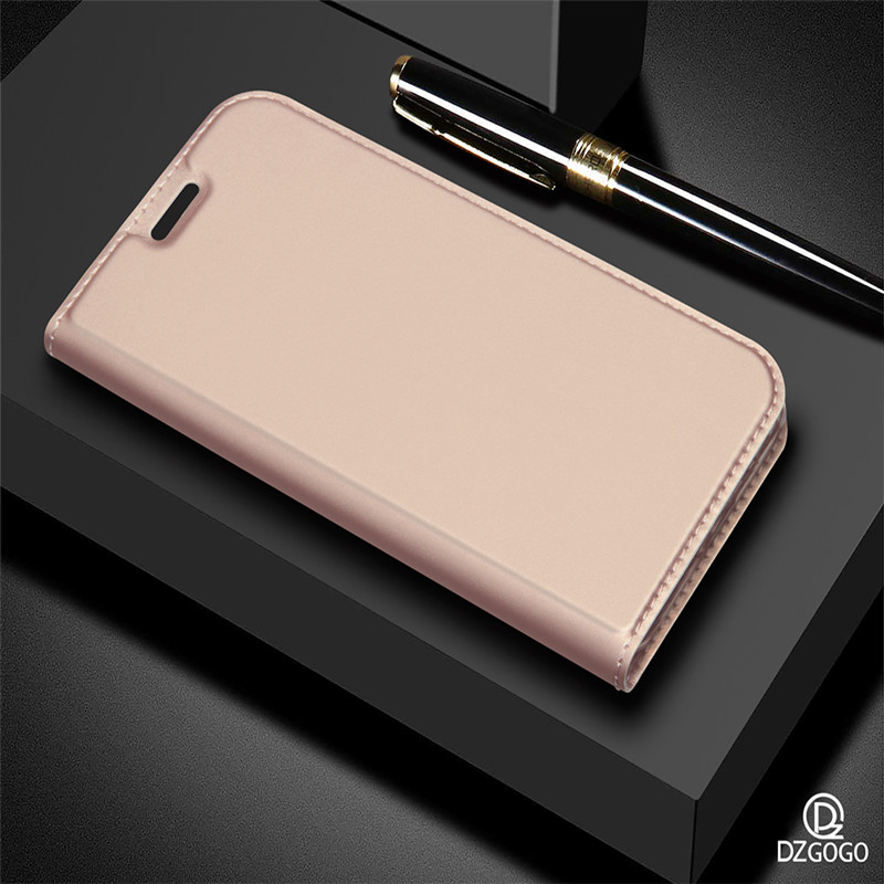 For Google Pixel 3 XL Case Cover Luxury Matte Leather Thin Flip Wallet Phone Cases For Google Pixel 3XL Soft Silicone Back Cover