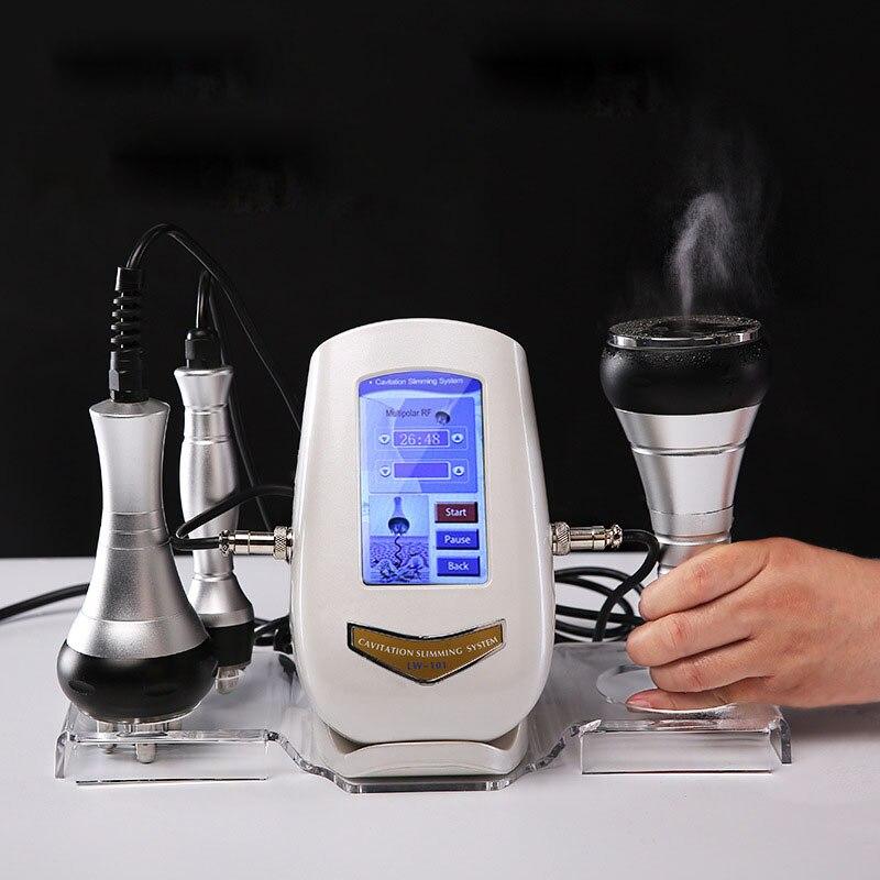 40K Kavitation Ultraschall Gewicht Verlust Schönheit Maschine RF Radio Frequenz Verjüngung Haut Hebe Straffen Anti-falten LW-101
