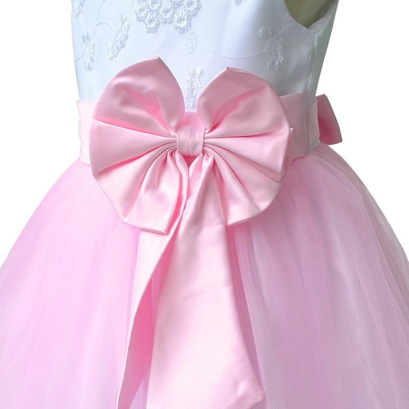 2016 muchachas de los niños vestido de fiesta vestido de boda del ...