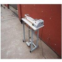 Foot Pedal Impulse Plastic Bags /Heat Package Sealer Shrinking Equipment Economic Packaging Tool