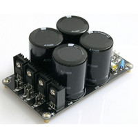 New version Assembled 4*10000uF/50V high quality PSU board for AMP