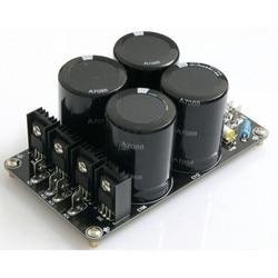 Nowa wersja zmontowane 4*10000 uF/50 V wysokiej jakości zasilacz pokładzie dla AMP