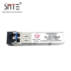 Image 1 - WTD RTXM228 601 وحدة أحادية الوضع SFP + 6.144G 1310nm 2 كجم SM RRU