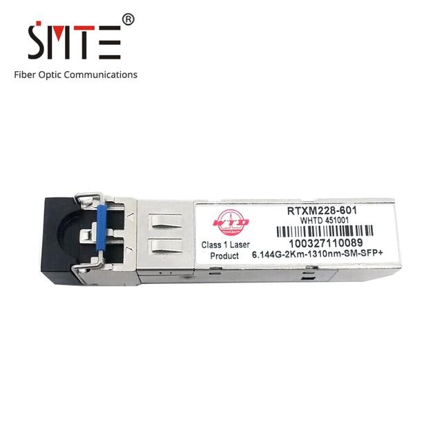 WTD RTXM228 601  Single mode Module  SFP+  6.144G 1310nm  2km SM RRU