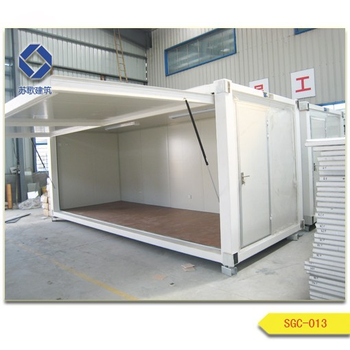 Expandable container house container houses container for Maison 6 container