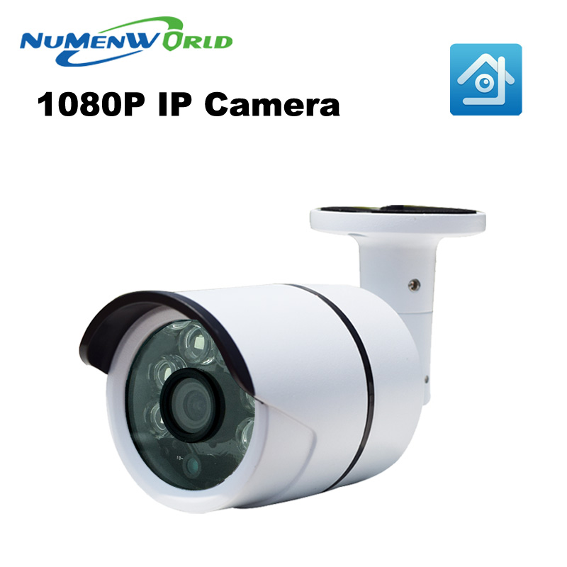 ФОТО Newest Security Camera CCTV 6PCS Array LED Waterproof Outdoor Surveillance IP Camera FULL HD 1080P 2MP HI3516C + SONY IMX222