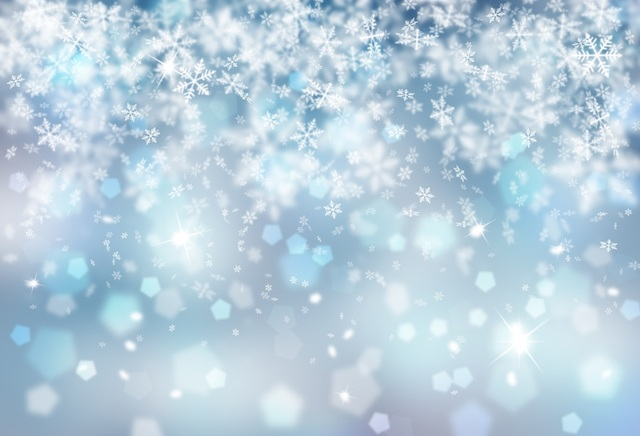 Laeacco Snowflake Light Spots Bokeh Snow Floret Baby Photography Backgrounds Customized Photographic Backdrops For Photo Studio