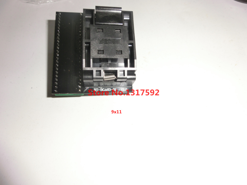 Original KINGSTON KE4BT4B6A eMMC NAND 16G BGA IC DC:2012+
