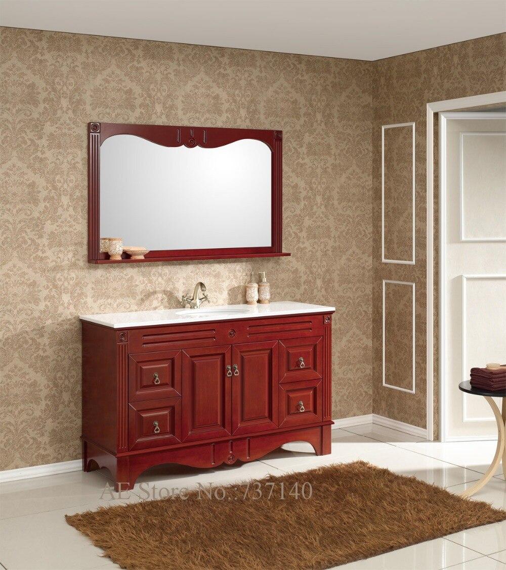 Online kopen Wholesale wastafel badkamer meubels uit China ...