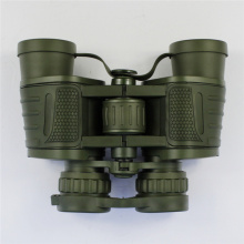 Free Shipping 8X40 Promotion Opera Glasses military binoculars with Handles Bak4 Hot Sale