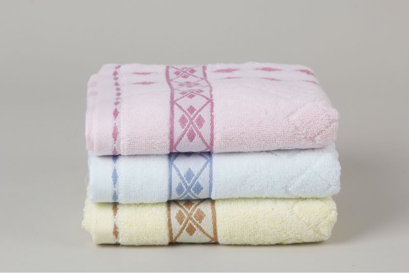 Free home delivery facecloth/hair care campaign to wipe the sweat Environmental protection towel organic material christmas