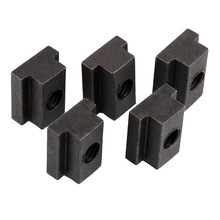 цена на 5-Pack Roll-In Spring T Nut, Roll Ball Elastic Nuts for T-Slot Aluminum Extrusion Profile