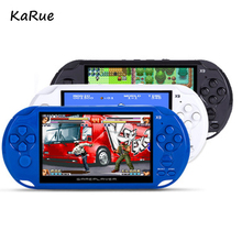 KaRue 8GB 5.0″ Large Screen Handheld Game Consoles Built-in Classic Games With MP3/ Movie Camera Adult Vedio Games Console