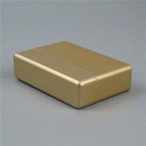 Image 3 - Black Gold Silver 18 Holes Aluminum Storeage Box For IQOS 18PCS Cigarette Holder for IQOS Cigarette Cartridge Case