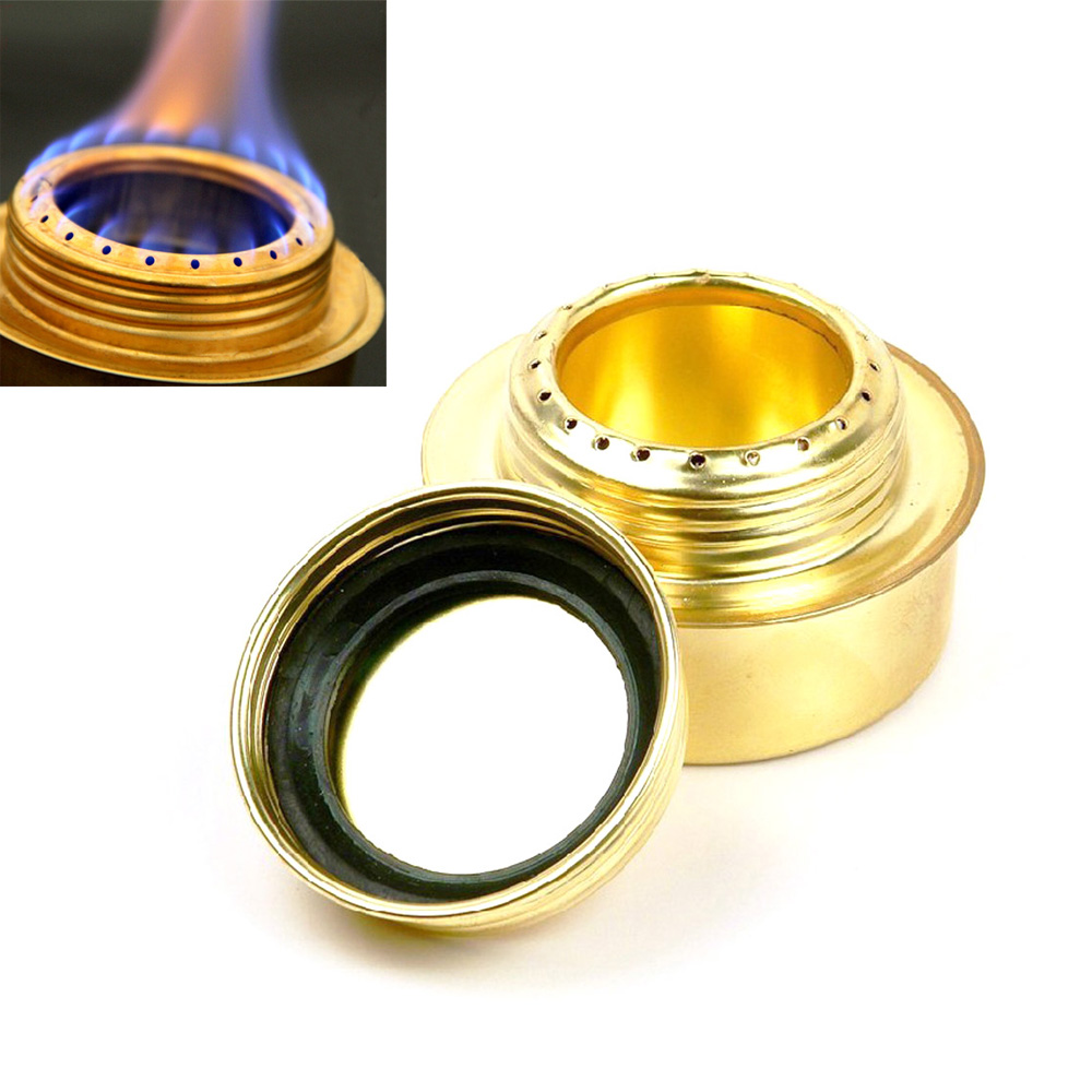 Camping Solid Alcohol Fuel Outdoor Army Folding Portable Pocket Stove Burner 6A