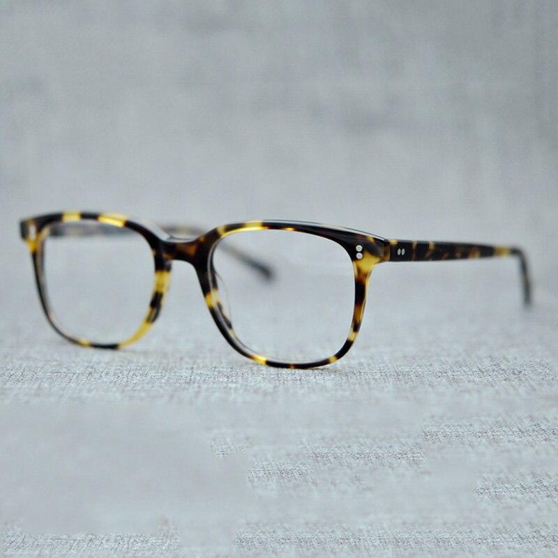 Cubojue petit visage yeux lunettes cadre hommes 133mm largeur lunettes homme femme acétate marque carré Prescription lunettes tortue