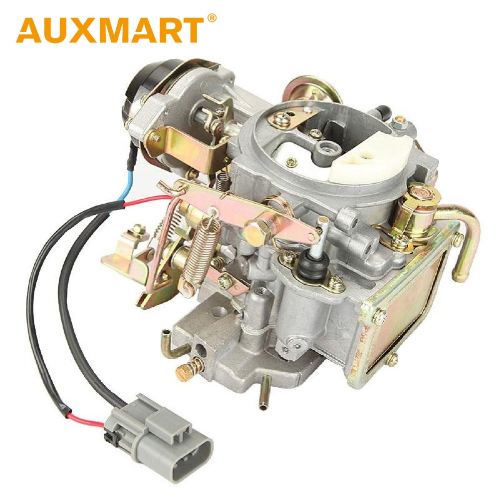 Auxmart Car Carburetor Carb Rochester Engine Replacement Part Automatic choke for Nissan 720 pickup 2.4L Z24 engine 1983 1986