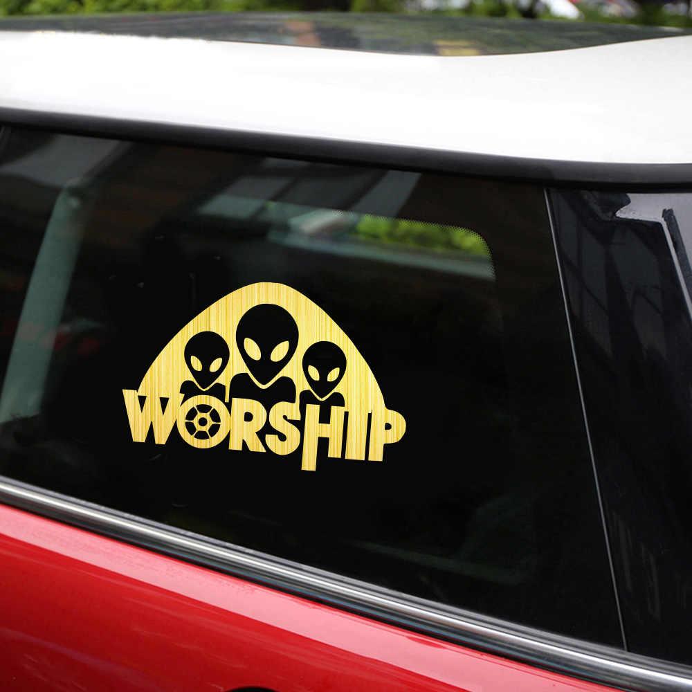 Tancredy 16*8 см поклонение автомобиля стикер и автомобильная наклейка «Доберман» Автомобиль Стайлинг украшения двери окна виниловые наклейки s