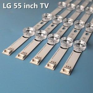 """Image 1 - LED 스트립 LG 55 11 """"TV DRT 3.0 55 55LB561V LG55LF5950 6916L 1991A 1992A 55LB652T 6916L 1988A 6916L 1987A"""
