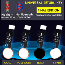 Mobile phone back to home button for iPhone 7/7P/8/8P replac