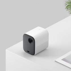 Xiaomi Mijia przenośny mini projektor do montażu na projekcji 1080p 500 ANSI lumenów MIUI TV HDR10 2.4G/5G WiFi 3