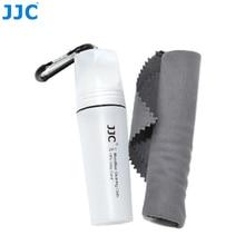 Jjc камеры чистки линз фильтры экран чистым инструмент серый карты 11.8×11.8 cm 2in1Microfiber чистки с 18% Серый цвет