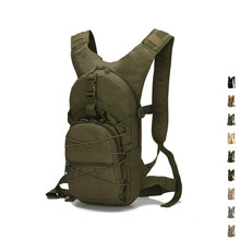 In 2018 Men Oxford Camouflage Tacticas Backpack Multifunction Package Backpack Bags Military Backpack men Travel bags L107