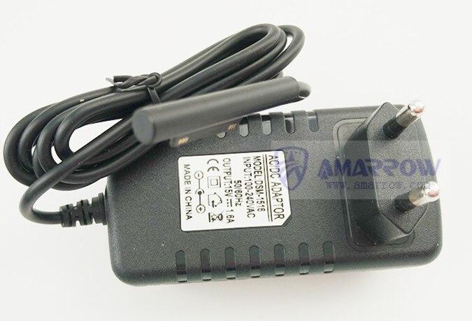 15V 1.6A AC адаптер портативті зарядтаушы - Планшеттік керек-жарақтар - фото 4