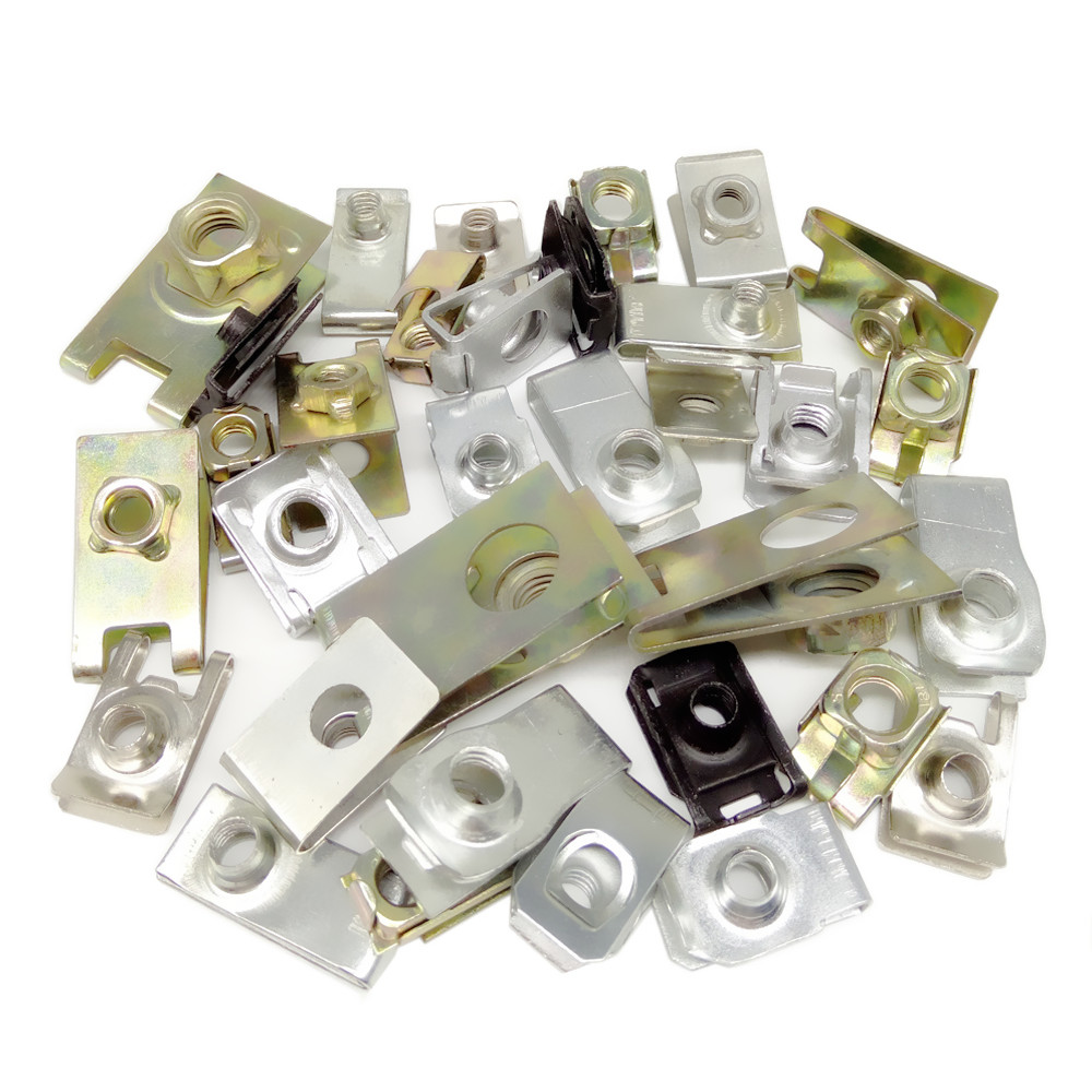 Buy u clip fasteners and get free shipping on AliExpress.com