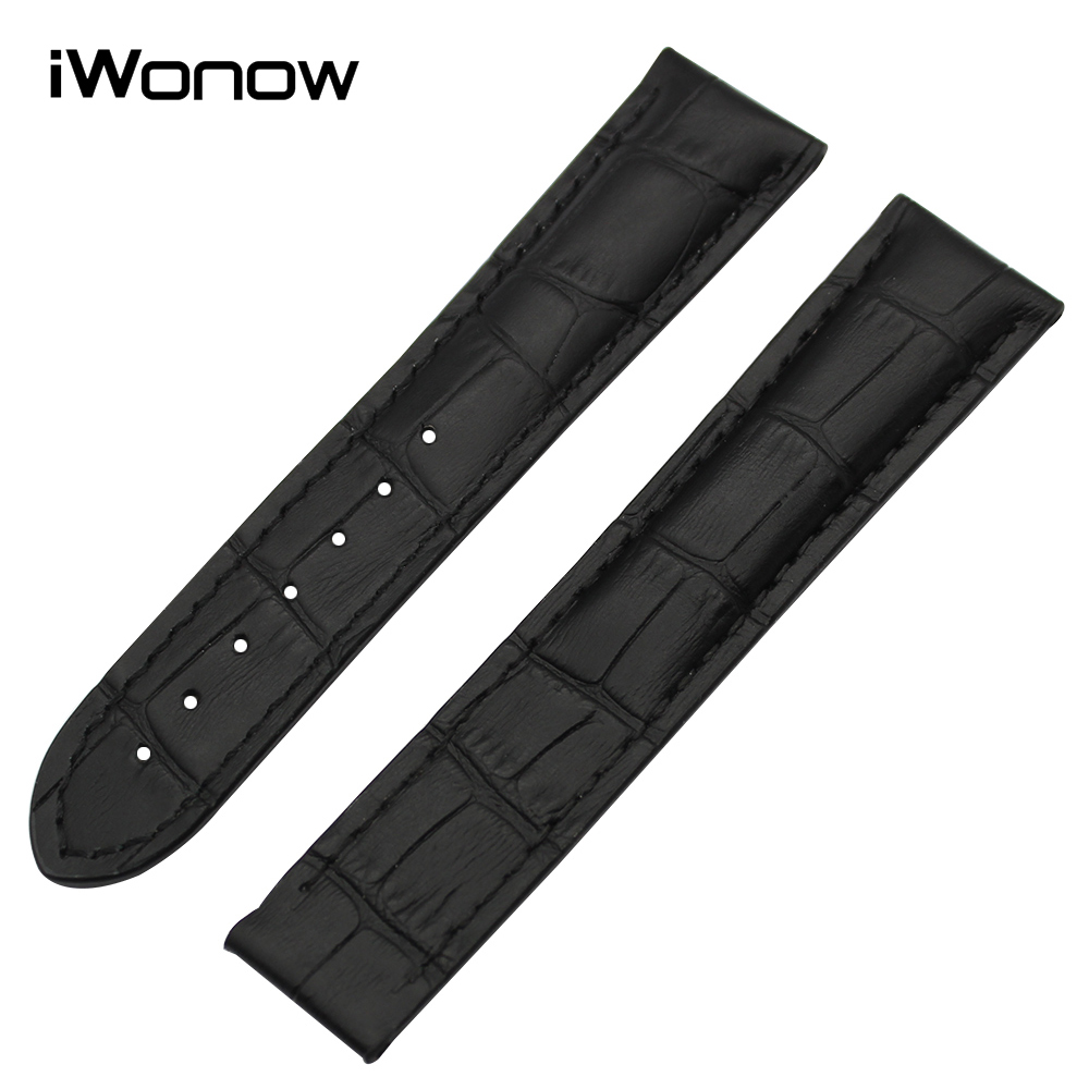 Italy Calf Genuine Leather Watchband 19mm 20mm +Tool for Speedmaster Globemaster Olympic Watch Band Butterfly Buckle Wrist Strap croco genuine leather watchband 22mm tool for speedmaster globemaster replacement watch band butterfly buckle wrist strap black