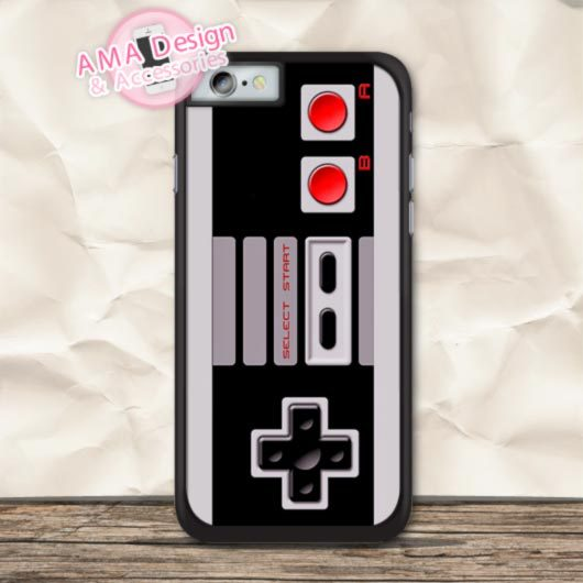 Vintage Old TV Game Controller Cover Case For iPhone X 8 7 6 6s Plus 5 5s SE 5c 4 4s For iPod Touch