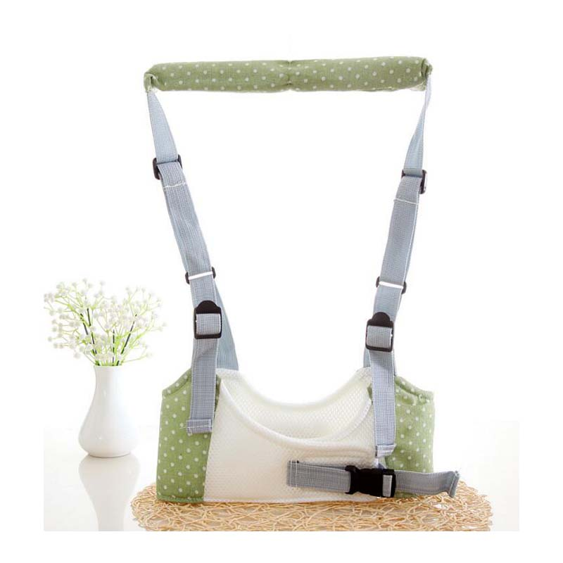 Cartoon Animal Breathable Baby Walker Infant Training Walking Strap Assistant Child Belt Harness Assistant Child Traction Rope in Harnesses Leashes from Mother Kids