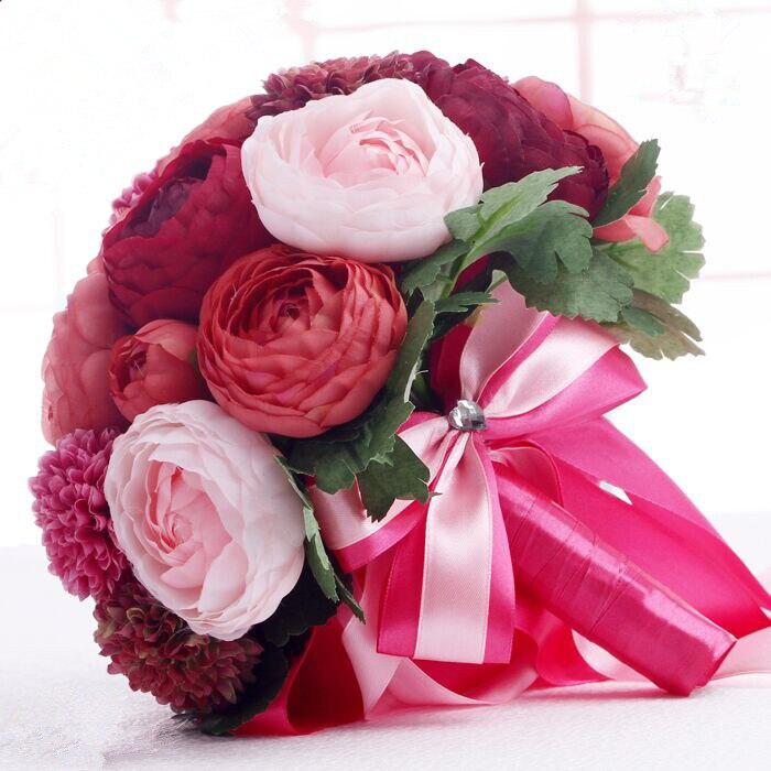 SPR 2 шт./лот 50 см Pomander розовый шар EMS Бесплатная доставка свадебные поцелуи цветы вечерние/украшение дома цветок - 5