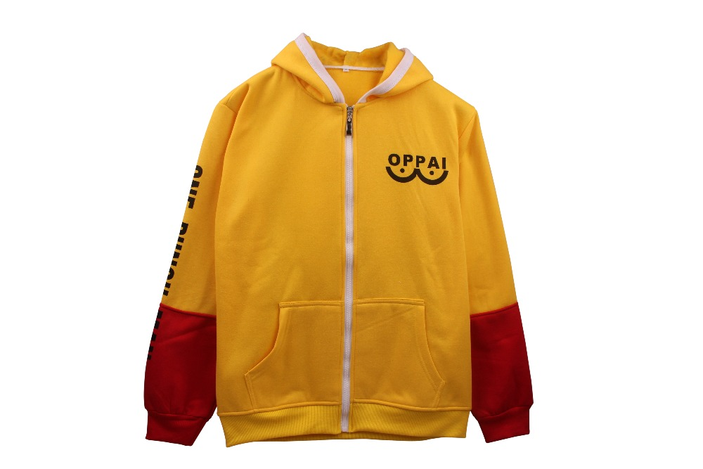 Men Women Winter Fashion Fresh Yellow Superman Punch Stitching With Hat Thick Jackets Sweatshirts ZXS-xhSweatshirt 07