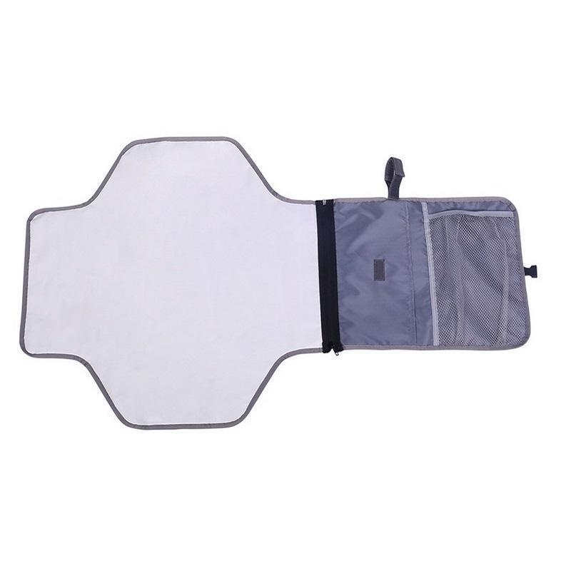 Foldable&Portable Nappy Changing Pad Baby Reusable Waterproof&Breathable Game Pad Toddler Outdoor Mat KF229