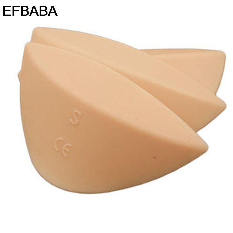 EFBABA Orthopedic Insoles Fatty Silicone Gel Insoles Flat Feet Orthopedic Arch Supports Shoe Pad Inserts Accessoire Chaussure