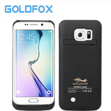GOLDFOX Battery Charger Case For Samsung S6 S6 Edge 4200mAh Backup External Battery Case For Galaxy S6 Portable Powerbank Case