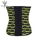 Batman latex waist trainer lingerie sexy korse slimming belt underbust corset corses para mujer espartilhos corselet corsetto