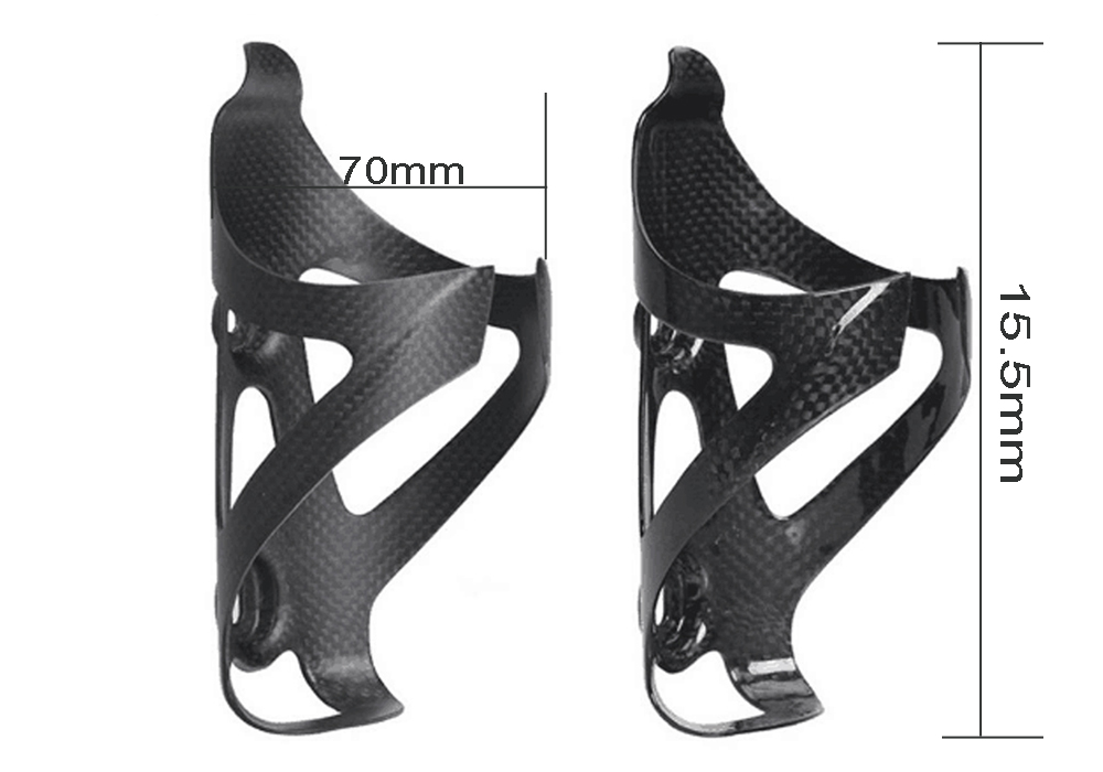 Ultralight Full Carbon Bottle Cage 20g MTB Road Bike Bicycle Water Bottle Holder