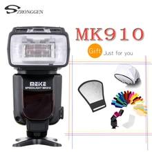 Meike MK 910 i TTL Flash Speedlite 1/8000 s per Nikon SB 900 D4S D800 D3000 D3200 D5300 D7100 DSLR mk910 Meike MK 910