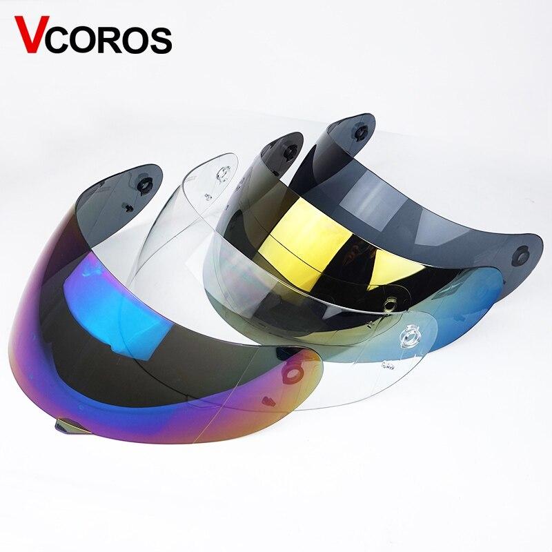 Face shield for AGV K3 K4 motorcycle helmet lens for AGV K3 K4 full face moto helmet sun visor ( Not for AGV K3 SV helmet )