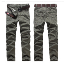 Military Camouflage style tactical Cargo pants