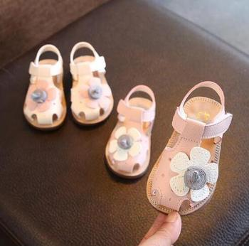 2019 summer new children's shoes girls children baby sandals X-5