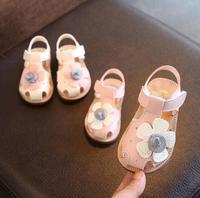 2019 summer new children's shoes girls children baby sandals X 5