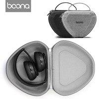 Boona Headphone Carrying Case Storage Portable Hard Case for JBL/Sennheiser /Momentum/B&W/Sony Headset Portable Carry Hard Case