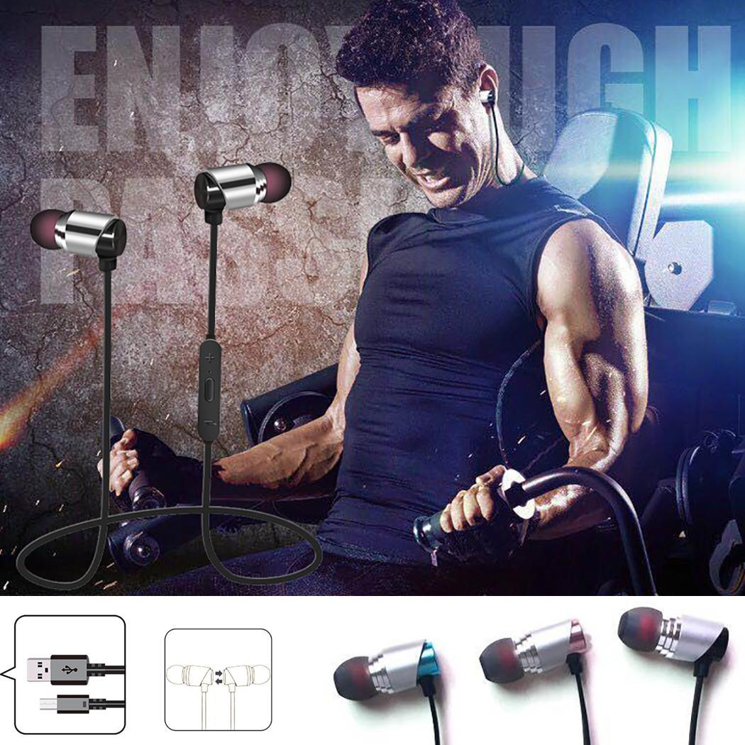 General Magnetic Wireless Bluetooth Stereo In-Ear Sport Headset Earbuds Simple design and very easy use Earphone