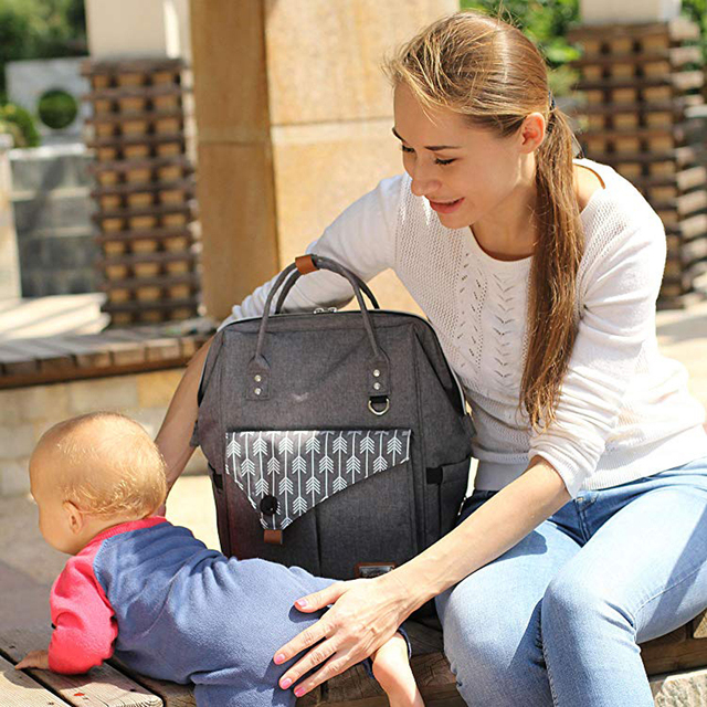 Large Capacity Baby Travel Bag